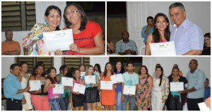 Prefeitura de Jaicós entrega 28 certificados dos cursos do Pronatec