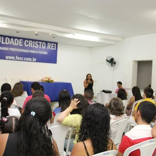 JAICÓS | Faculdade Cristo Rei inicia atividades do ano letivo 2015