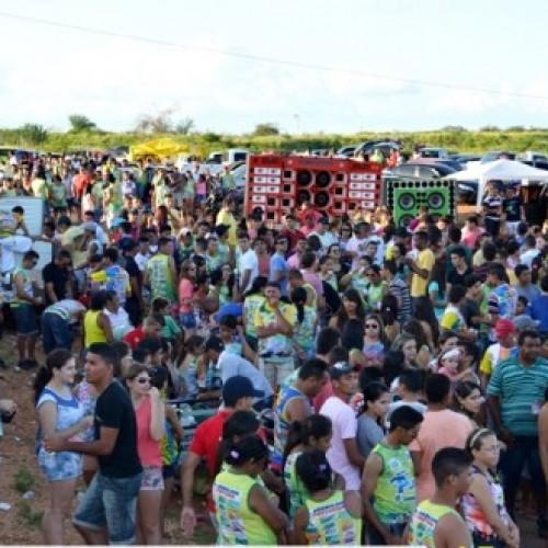 PATOS | Encontro dos Blocos acontece nesta quarta (18) na barragem Poço de Marruá