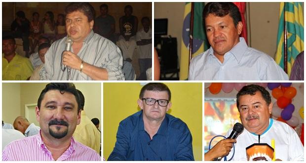 Ex-prefeitos se unem e formam bloco de oposição em Campo Grande do Piauí. Veja!