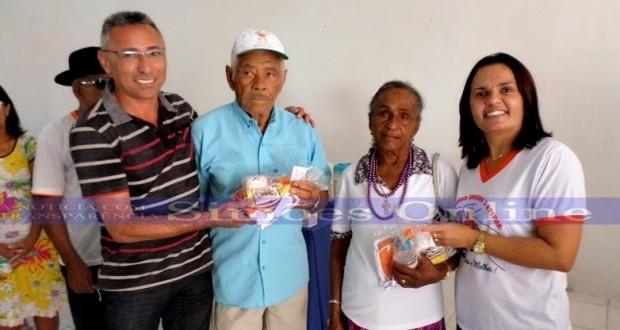 SIMÕES   Assistência Social inicia atividades dos idosos com café da manhã