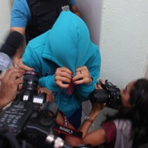 Marido conta que passou mal quando esposa empregada foi presa por morte de primeira-dama no Piauí