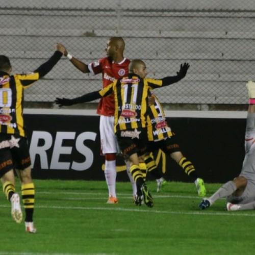 Libertadores | primeira rodada teve goleada e brasileiro derrotado