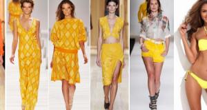 Saiba quais as tendências de moda para 2015
