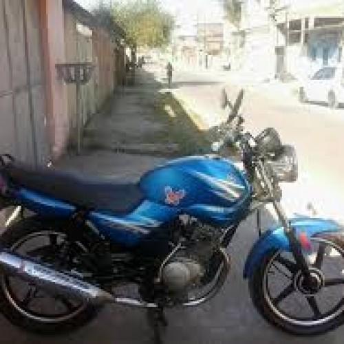 PICOS | PM apreende motocicleta com chassi adulterado