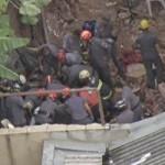 Pedreiro piauiense morre após desabamento em SP