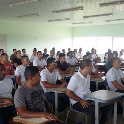 4º BPM de Picos recebe recrutas aprovados em concurso da Polícia Militar