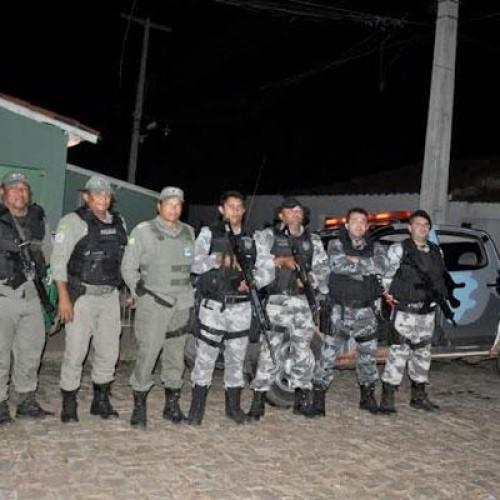 Polícia prende acusado de cometer vários roubos em Patos, Jacobina e Paulistana