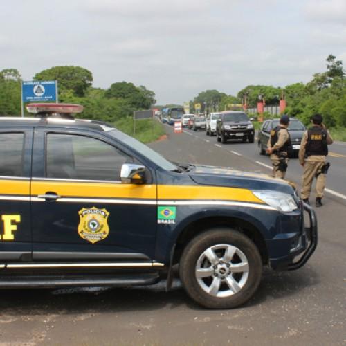 Cai o número de acidentes no feriadão da Independência nas BRs do Piauí
