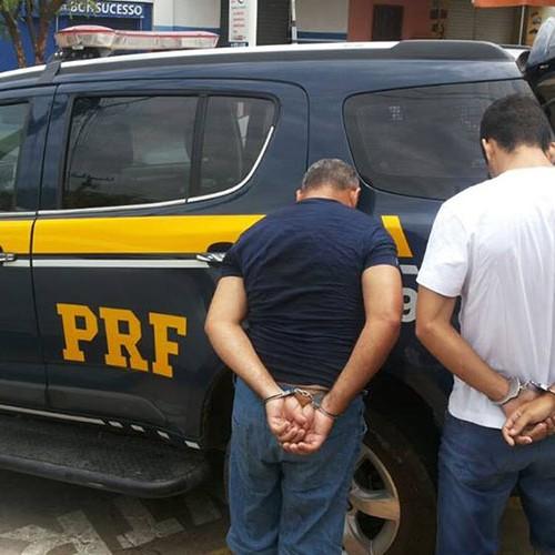 PRF desmonta quadrilha suspeita de roubar pneus de caminhões no Piauí