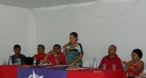 Em Picos, senadora Regina sousa fala em reforma política