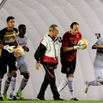 """Ceni vê atuação """"razoável"""" e projeta decisão com o San Lorenzo"""