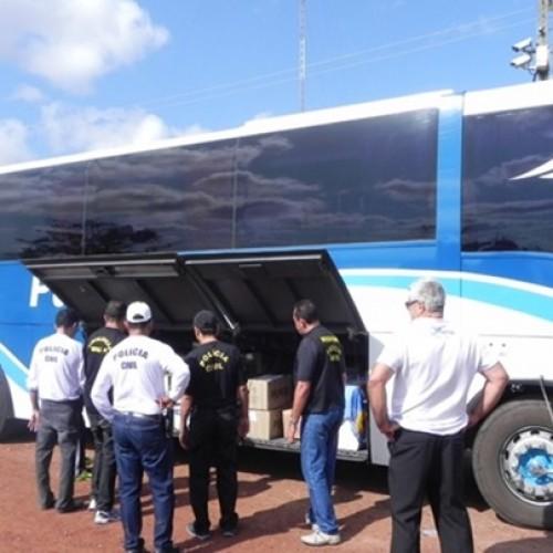 Operação da Sefaz apreende mais de R$ 100 mil em produtos ilegais no Piauí