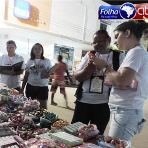 """Vigilância Sanitária atua no carnaval e apreende """"refrigerantes vencidos"""""""