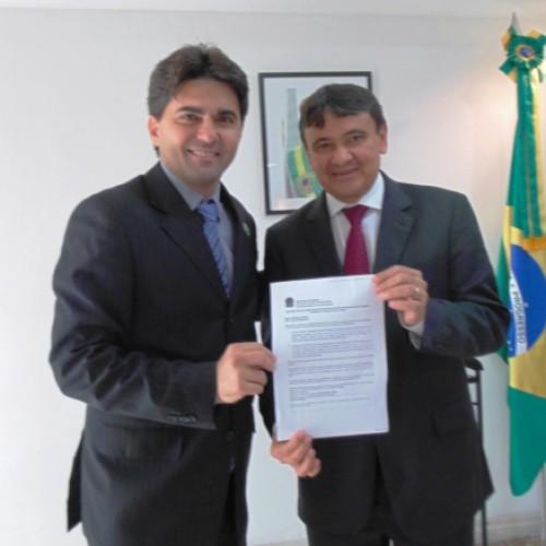 Welligton Dias recebe certidão de adimplência e poderá voltar a receber recursos Federais