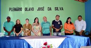 FOTOS | Encontro Pedagógico da Rede Municipal de Ensino, em Massapê do PI