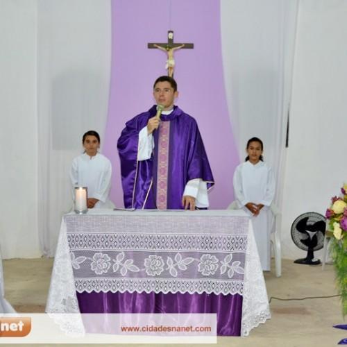 BELÉM | Padre Wagner celebra a primeira noite de novena do festejo de São José; veja fotos