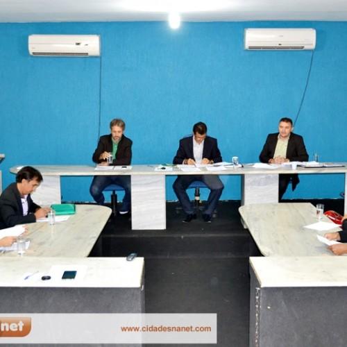 PADRE MARCOS | Câmara aprova projeto que reajusta salário dos vereadores e mais três requerimentos