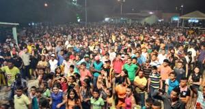 FOTOS | Muleke Doido e Joãozinho nos festejos de Belém do Piauí