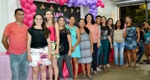 FOTOS | Comemoração ao Dia Internacional da Mulher, em Massapê do PI