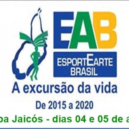 Projeto 'Esporte e Arte Brasil' acontece em Jaicós dias 04 e 05 de abril; veja como participar