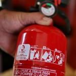 Contran adia por mais três meses o uso de extintor ABC
