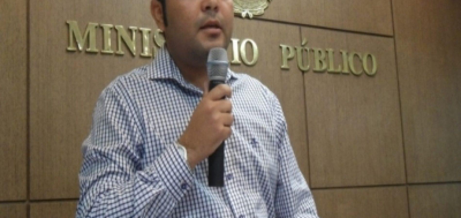 Vereadores recebem ameaças após Operação Déspota, diz MP-PI