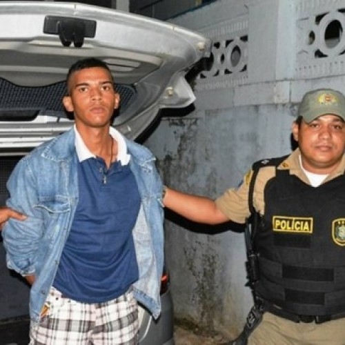 Homem que degolou a namorada por ciúmes é preso em Pernambuco