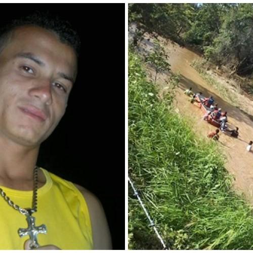 Corpo de jovem desaparecido em rio de Massapê é encontrado 40 horas depois; veja imagens