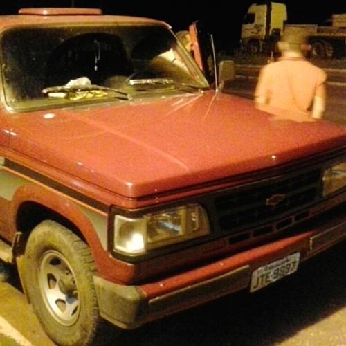 PICOS | PRF recupera veículo roubado com ajuda do dono do automóvel