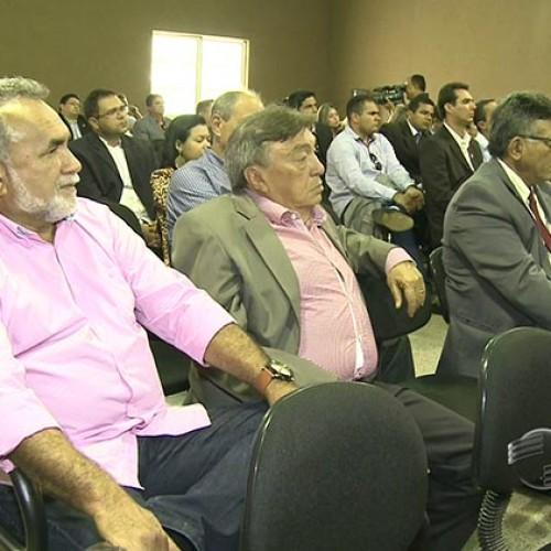 Segurança reúne 50 delegados para discutir atuação da polícia