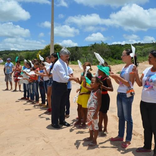 Bispo dom Plínio inicia visita pastoral missionária em Betânia do Piauí