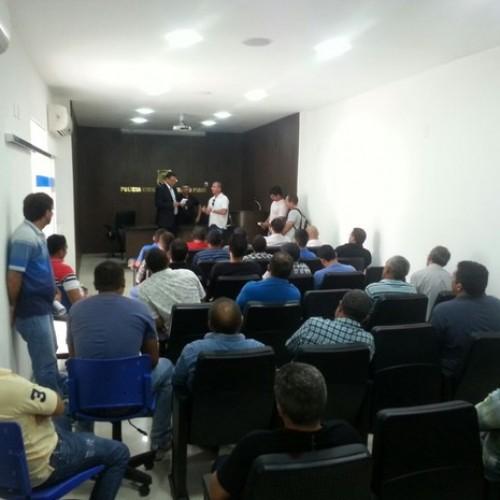 Policiais de delegacias especializadas suspendem prisões e operações no Piauí