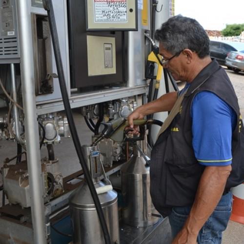 Imepi inicia uma série de fiscalização a postos de combustíveis no Piauí