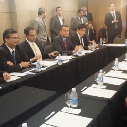 Governadores do NE se reúnem antes de encontro com Dilma
