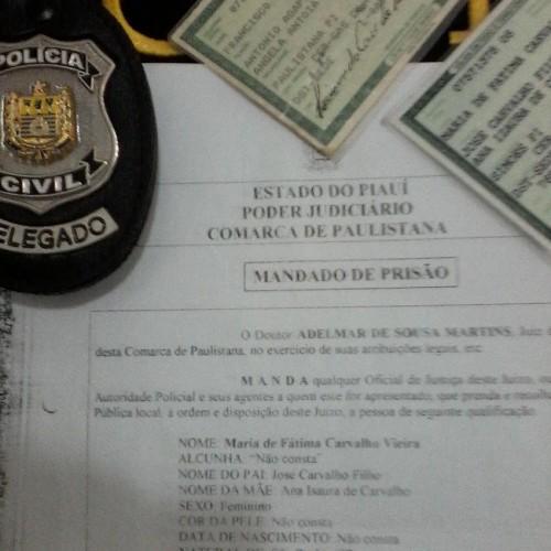 Dupla acusada de homicídio em Paulistana é presa na Bahia