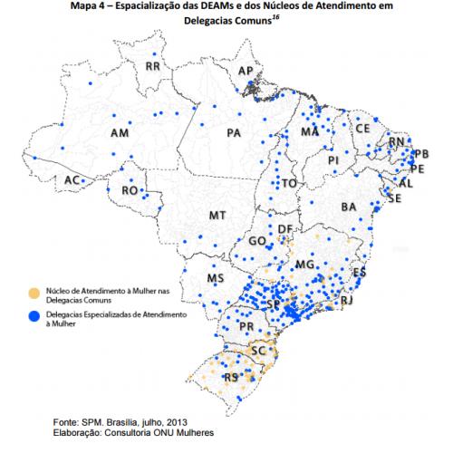 Somente 6 cidades do Piauí possuem delegacias da mulher