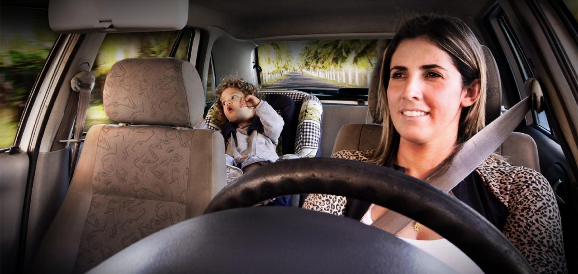 Detran revela que as mulheres são mais prudentes no trânsito