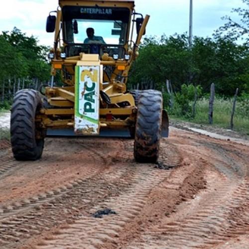 MASSAPÊ   Prefeitura inicia a recuperação de estradas vicinais