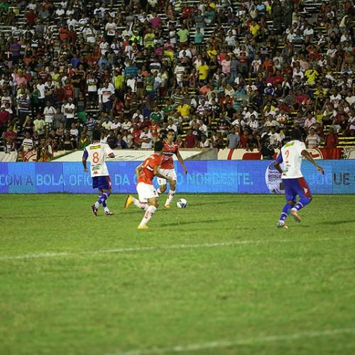 Disputando pela primeira vez, times piauienses fazem bonito na Copa do Nordeste