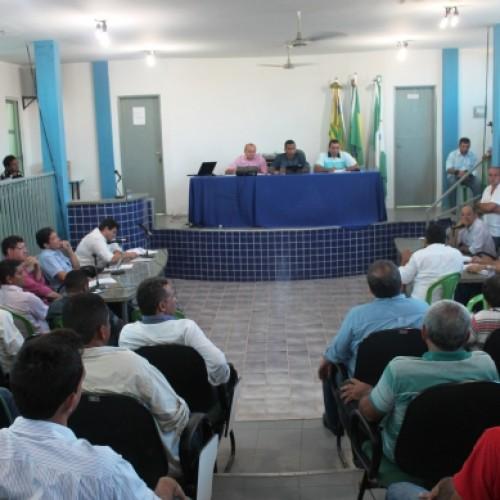 Secretaria de Saúde  do Estado reúne prefeitos do Centro-Sul