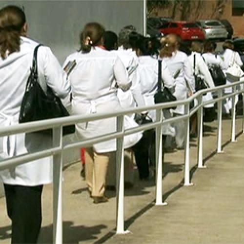 Piauí preenche 91% das vagas do Mais Médicos com brasileiros