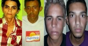 PM prende quadrilha que atuava em Picos e Marcolândia