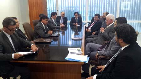 Wellington articula criação do Conselho de Desenvolvimento do Piauí