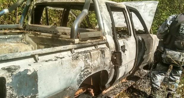 Sargento reformado da PM do Piauí tem carro queimado e é morto a tiros