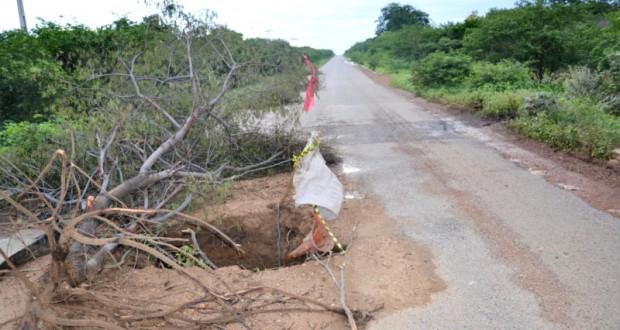 DER anuncia início da recuperação da rodovia que interliga Padre Marcos e Francisco Macedo