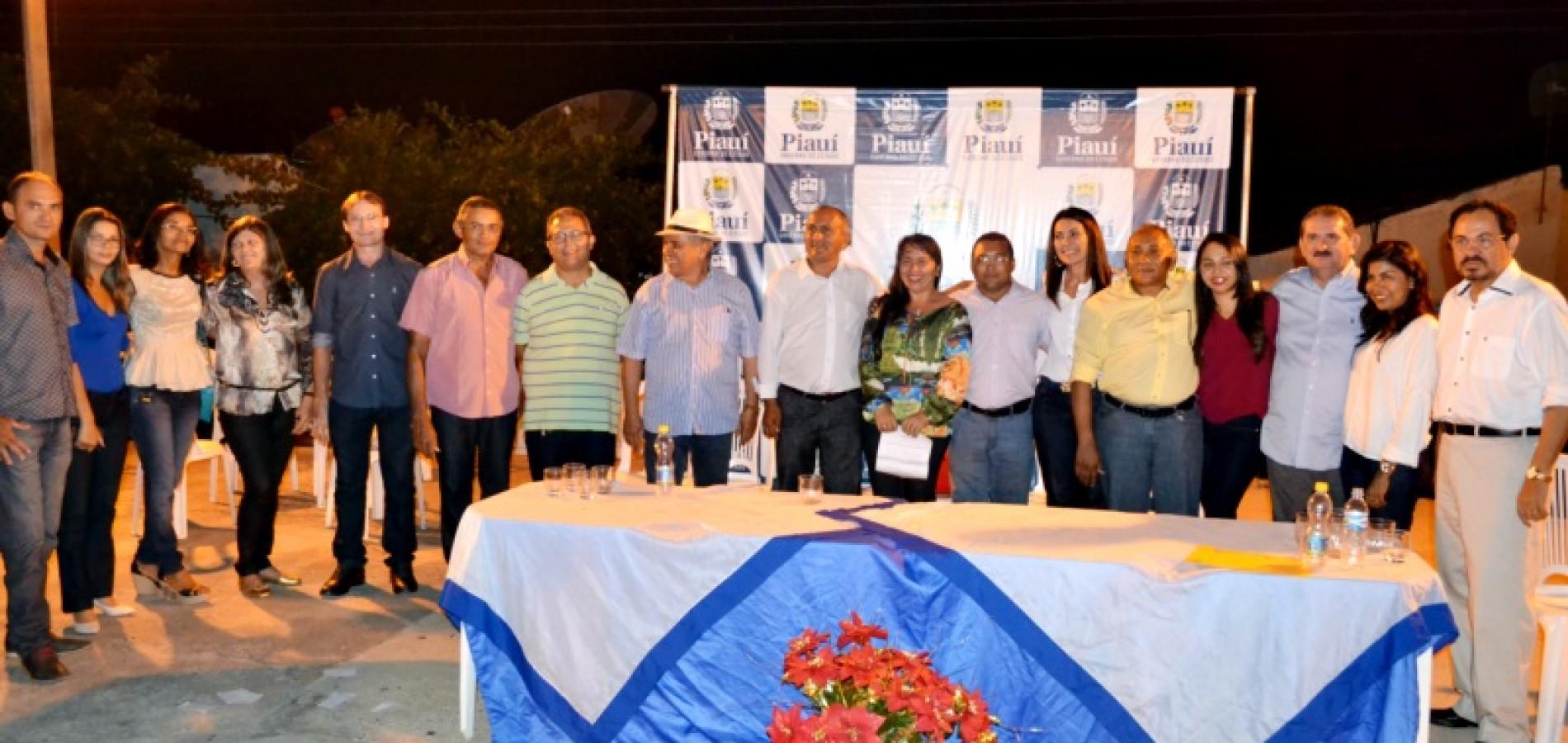 FOTOS   Visita da vice-governadora Margarete Coelho a Várzea Queimada