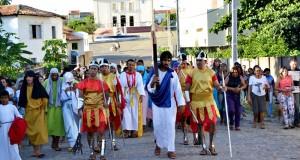 FOTOS | Encenação da Via Sacra em Jaicós