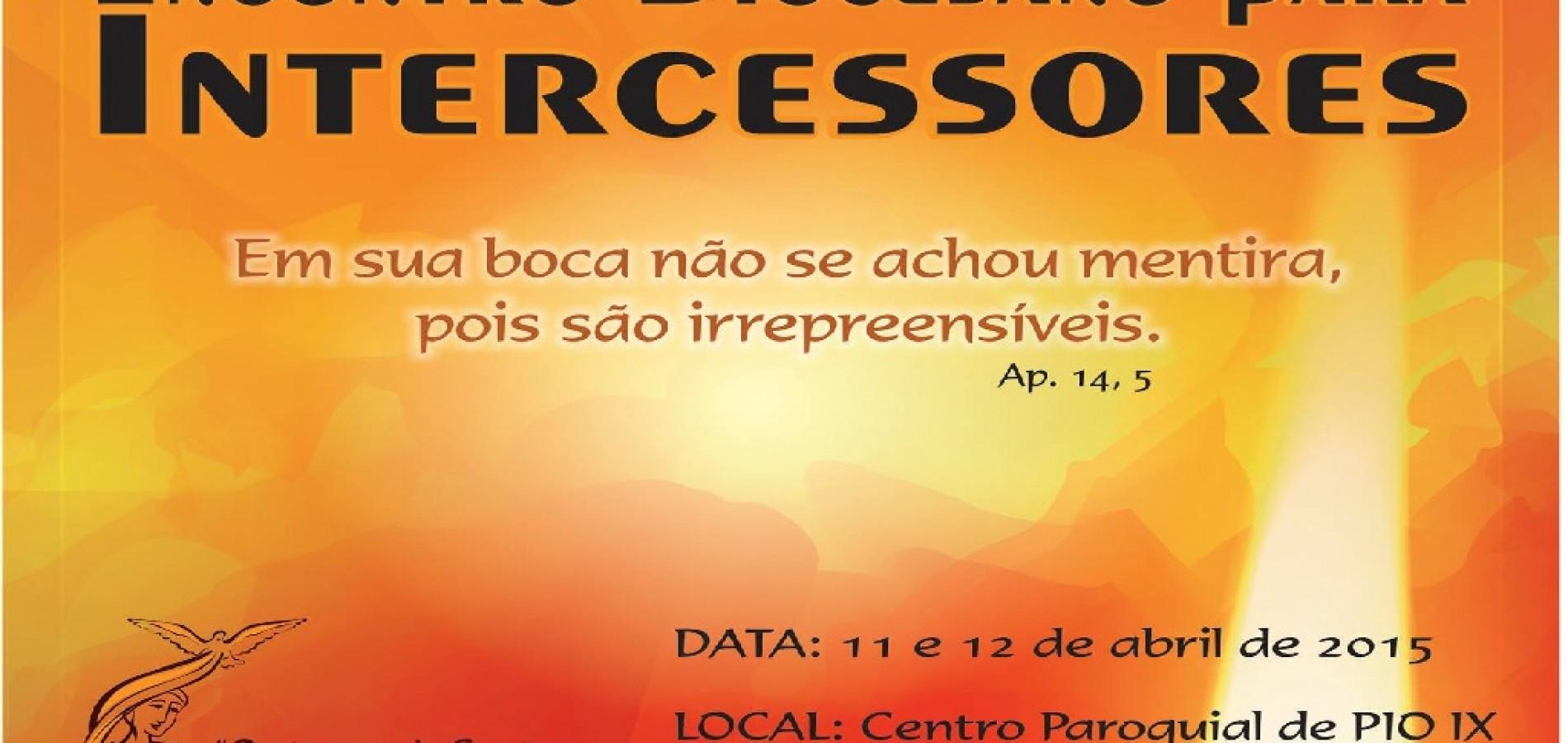 RCC Picos realizará neste fim de semana encontro diocesano para intercessores na cidade de Pio IX do Piauí