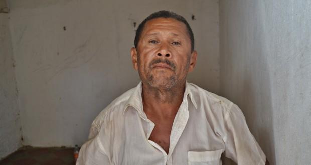 JAICÓS | Homem é preso acusado de violentar a filha